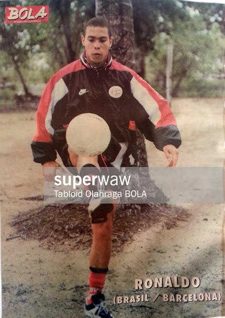 Ronaldo PSV Eindhoven Brasil