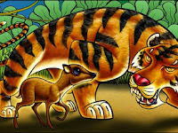 The Tale of the Deer and Teeth Tiger