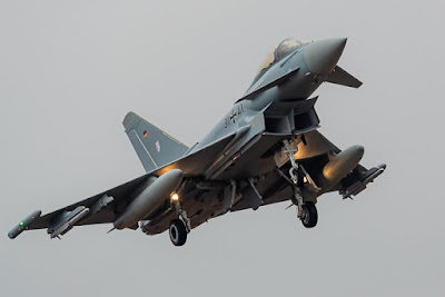 Italian Tornados Electronic Warfare Germany