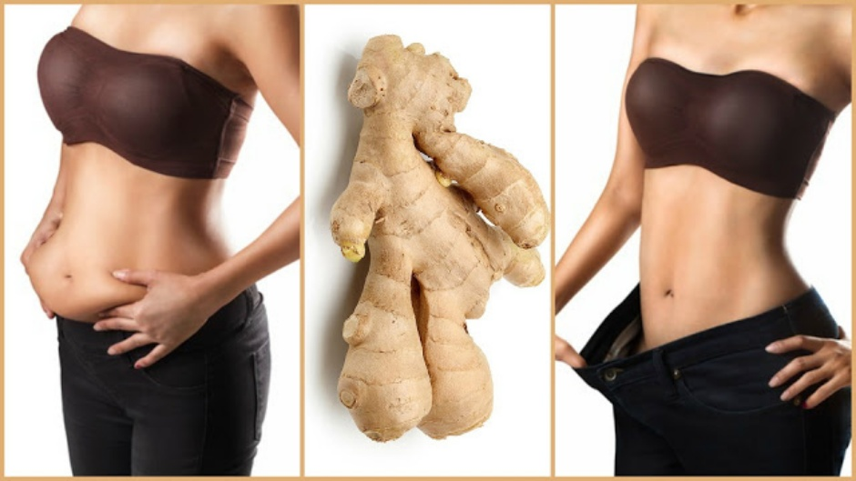 Ginger, Weight Loss, Belly Fat