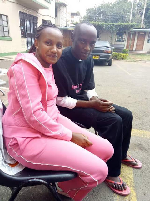 Amazing transformation! Kenyan woman rescues her childhood friend who almost ran mad due to drug addiction (photos)