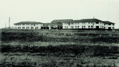 Hotel Kurrajong in the 1930s