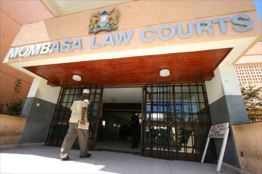 Mombasa high court photos, Justice Eric Ogola photos