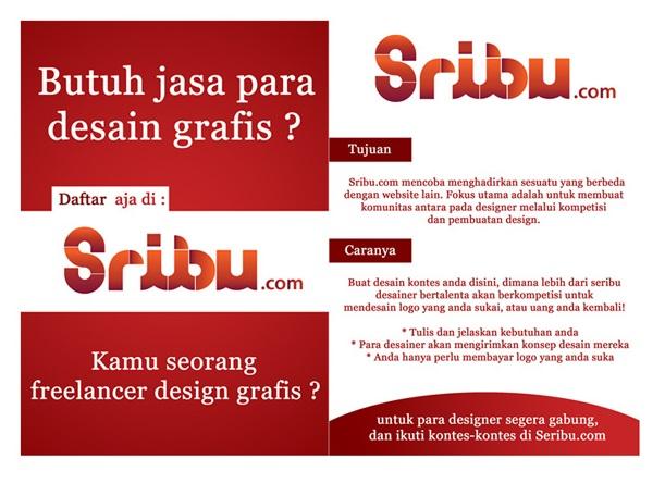 Situs Jual Beli Desain Grafis Kontes Desain Terbaik Sribu.com