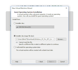 cara install windows di vmware