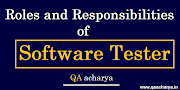 Software Testing Roles and Responsibilities