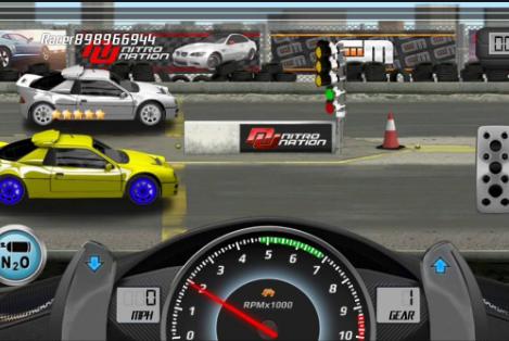 Tải Drag Racing - Game nài và độ siêu xe cực VIP