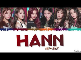 (G)I-DLE - HANN