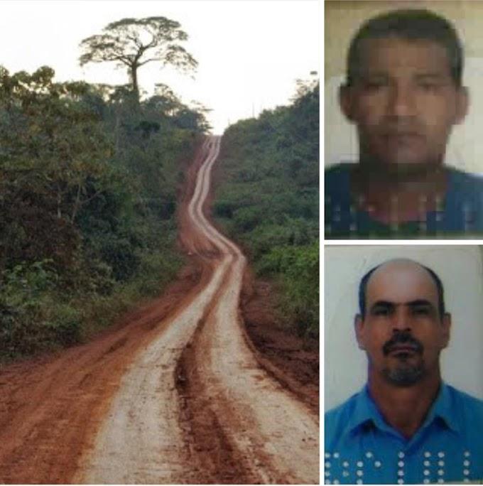 URUARÁ: DOIS AGRICULTORES PERDEM A VIDA EM ACIDENTE DE TRÂNSITO NA TRANSAMAZÔNICA