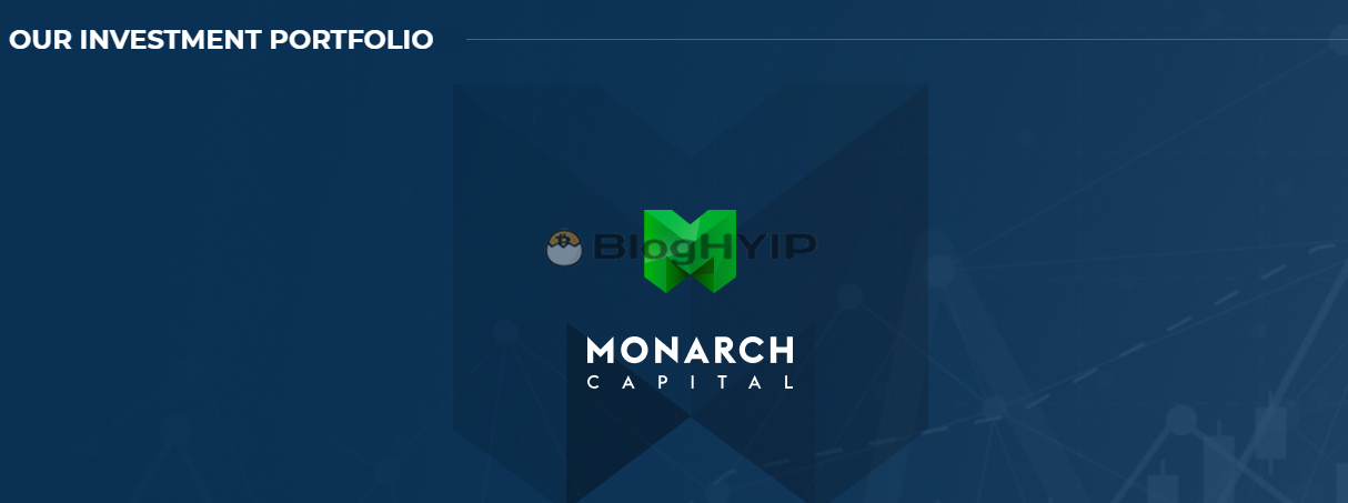 review hyip : monarch.capital