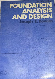 FOUNDATION ANALYSIS DESIGN