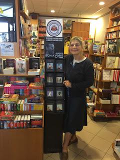 La Libreria A. Manzoni promuove Manzini, Sellerio
