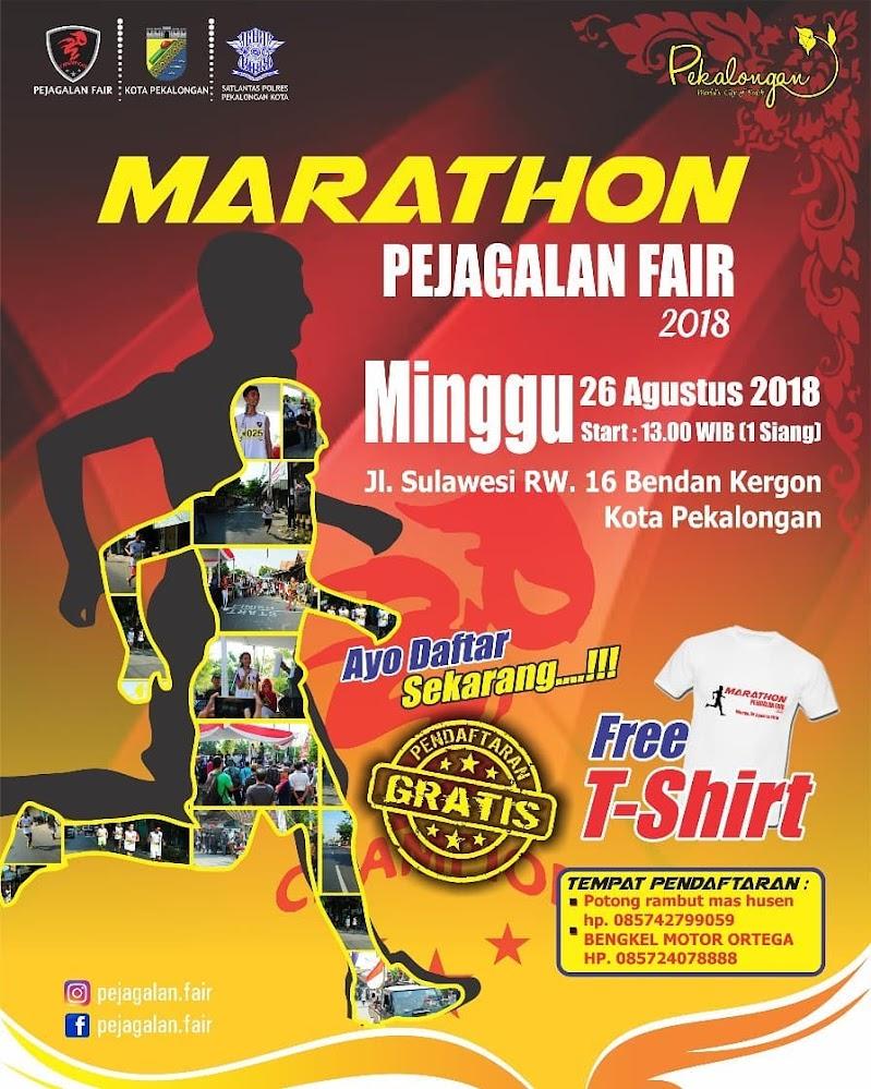 Maraton Pejagalan Fair • 2018