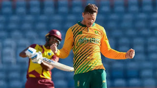 West Indies vs South Africa 2nd T20I 2021 Highlights