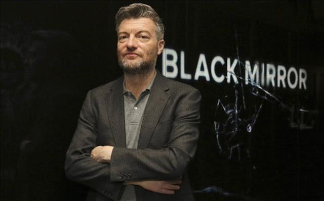 Black Mirror, opinión, crítica, Charlie Brooker