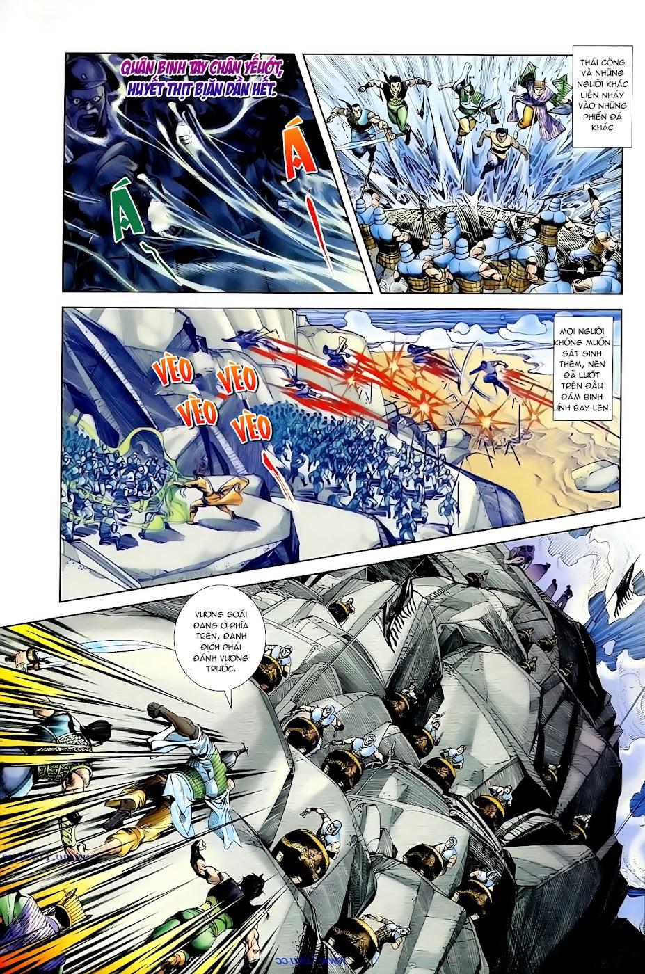 Cơ Phát Khai Chu Bản chapter 92 trang 5