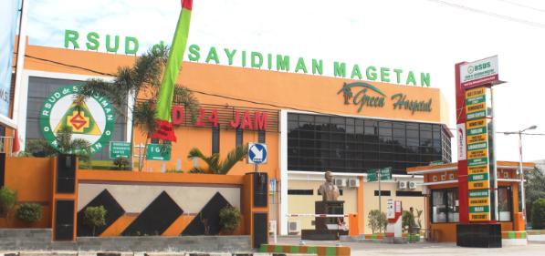 Jadwal Dokter RSUD dr. Sayidiman Magetan Terbaru