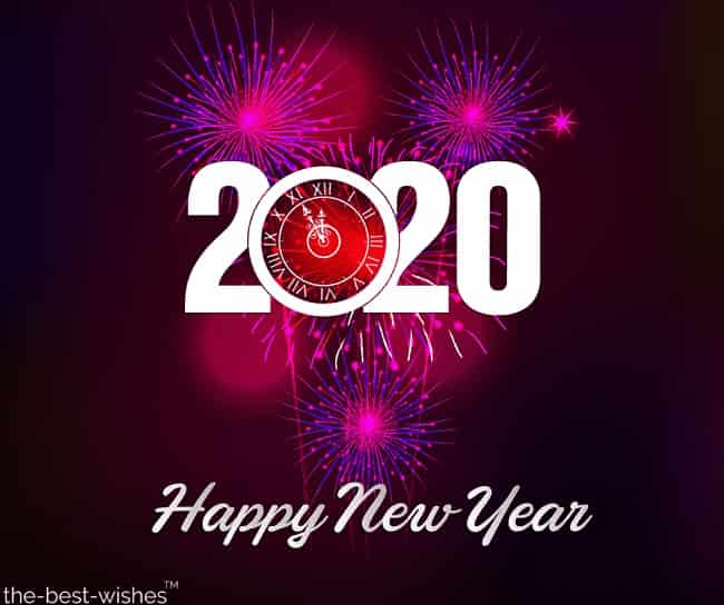 beautiful new year wishes images