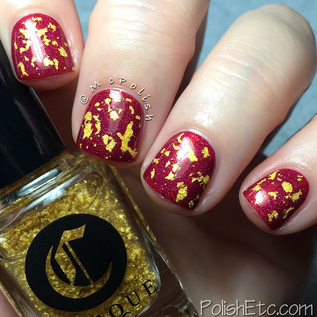 Cirque Colors - Holiday 2015 Collection - McPolish - AU
