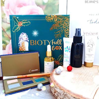 "BIOTYfull Box ""Raffinée & Scintillante"""