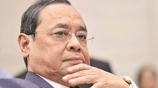 Ranjan Gogoi will become 46th Chief Justice of India