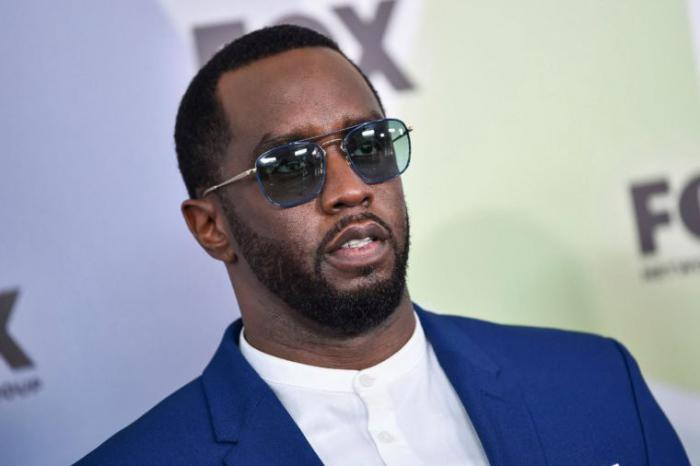 The secret is not only in luck or talent (Sean Combs)