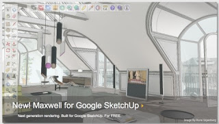 Maxwell render for Sketchup plugin