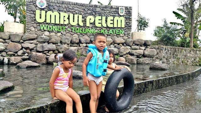 kolam renang anak-anak di klaten