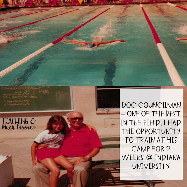 Doc Councilman swim camp