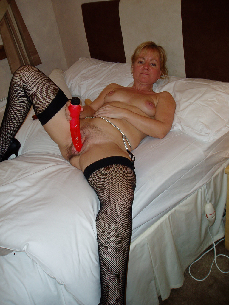 stockings granny sexy