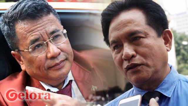 Kubu Prabowo-Sandi Bantah Pernyataan Yusril Terkait Hotman