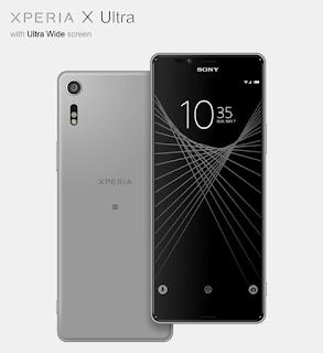 Sony Xperia X Ultra Renders Leaked