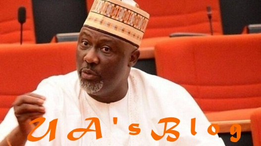 Atiku vs Buhari: Dino Melaye provides evidence of INEC server [VIDEO]
