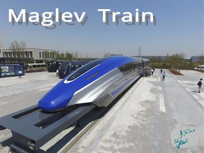 تعرف على مواصفات قطار ماجليف Maglev الياباني المغناطسي الأسرع في العالم