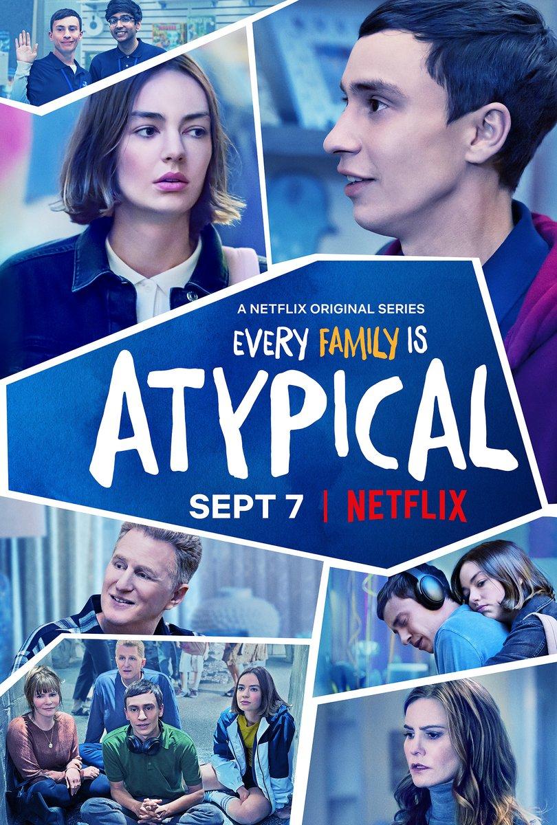 Atypical Temporada 1 a la 4 Dual 720p