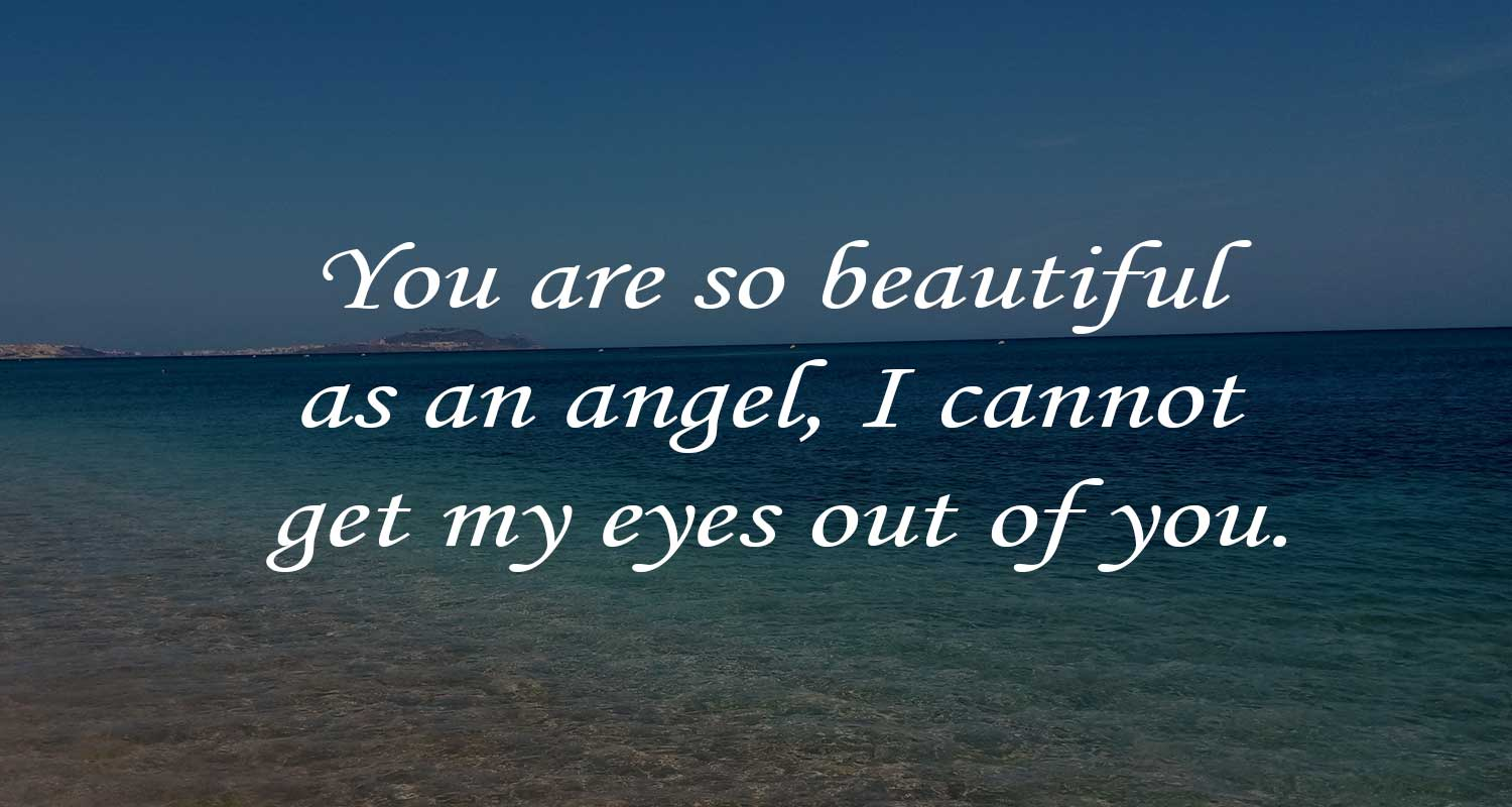 10 Best You Are So Beautiful Quotes For Her