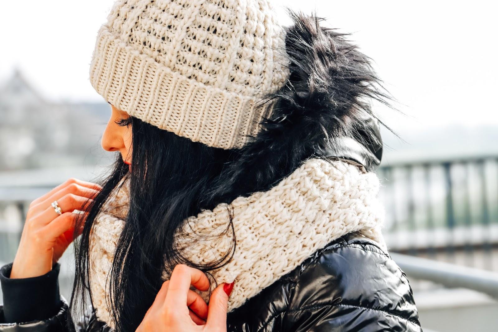 czapka i szalik