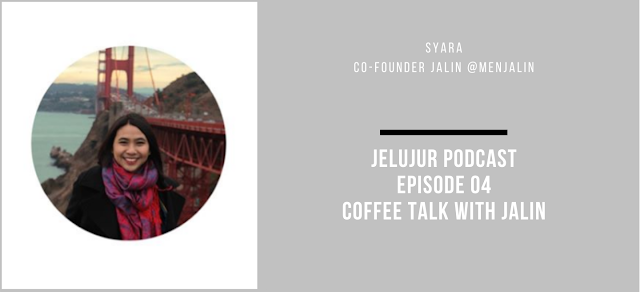 Podcast Episode 04 - Coffee Talk With Jalin