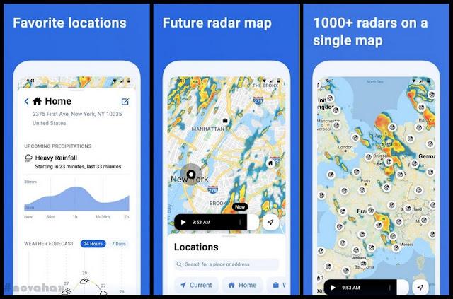 Rainviewer premium mod apk free download