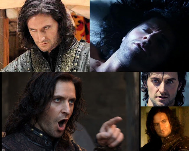 Richard Armitage Collages