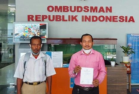 Keluarga Turyani Laporkan Pemkot Tangsel Ke Ombudsman Dan Komnas HAM