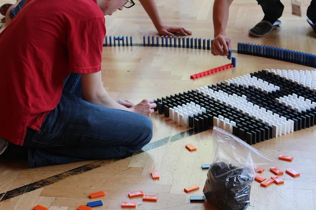 Team Building 2016  Conout Outdoor Ramsau Steiermark - REWE Österreich Persönlichkeitsseminar für Lehrlinge