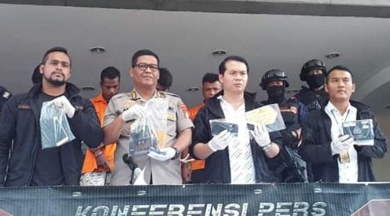 Pelaku Penodongan Mahasiswa di JPO Semanggi 'Diringkus Polisi