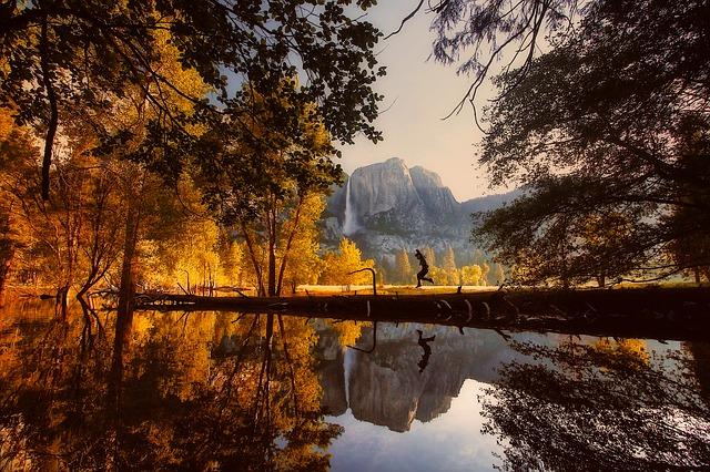 ảnh mùa thu công viên quốc gia california