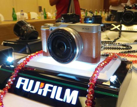 Gambar Kamera Mirrorless Fujifilm