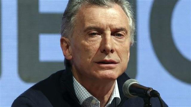 Argentina's President Mauricio Macri suffers defeat in presidential primaries