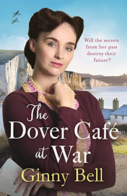 The Dover Cafe at War by Ginny Bell Memory Lane Club cover