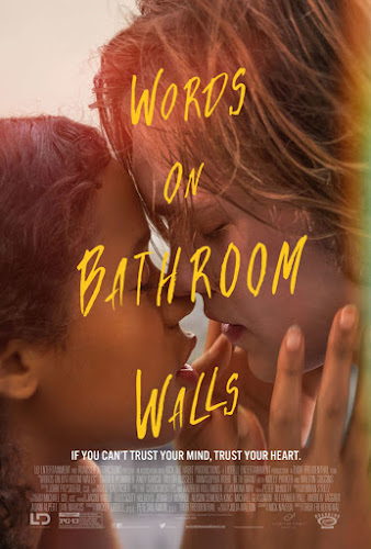 Words on Bathroom Walls (BRRip 720p Dual Latino / Ingles) (2020)