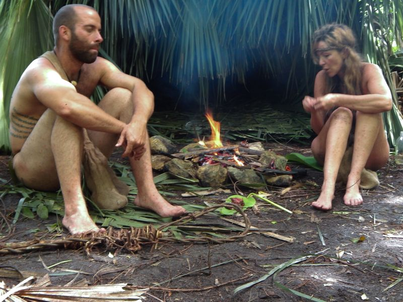 Uncensored Naked And Afraid Pics