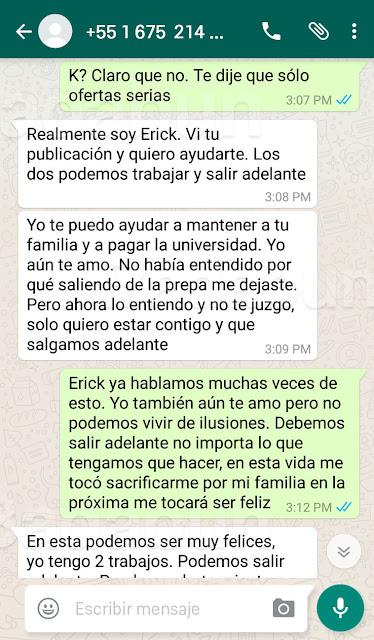 MEXICANA DE 18 AÑOS VENDE SU VIRGINIDAD POR 5 MILLONES DE PESOS… MIRA TODO LO QUE SE DEJARÁ HACER. Whatsapp 2